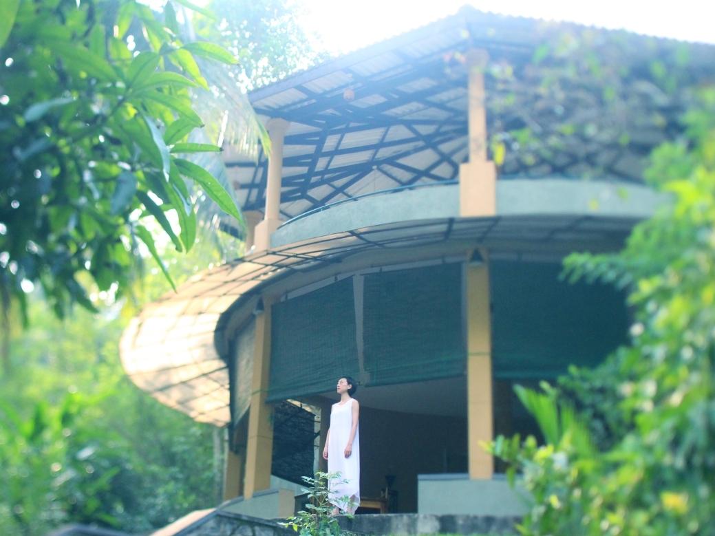 まるで森の中。オーガニックとアーユルヴェーダを堪能。それでいて観光に便利なホテル「アーユピヤサ」