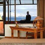 クラブ・ヒマラヤ・リゾート|ヒマラヤビューの贅沢な借景