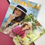 「キレイになる旅」 雑誌マリソルの別冊に掲載中