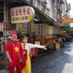 西野亮廣さんのレターポット企画「台湾東部への観光支援」2日目
