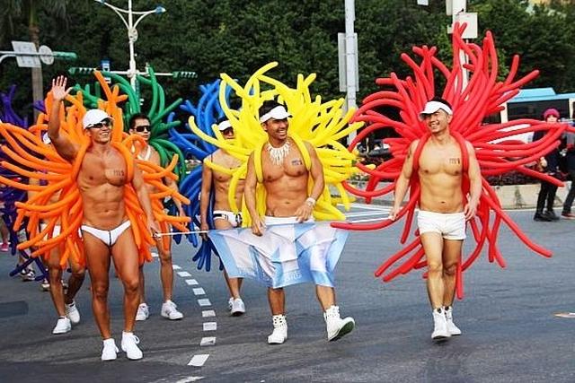 台湾LGBTパレード