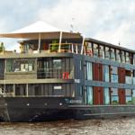 川に浮かぶ5つ星のホテル~アクア・エクスペディションズより  一人旅のためのシングル追加料金なしの限定クルーズ 登場
