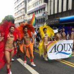 2018年台湾同志遊行(台北ゲイパレード)LGBT