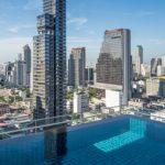 バンコクの新旧の景色が味わえる|アマラ バンコク ホテル