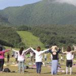 催行報告★福島のヨガフェス『DREAM CANVAS 2019』参加ツアー/星野リゾート泊