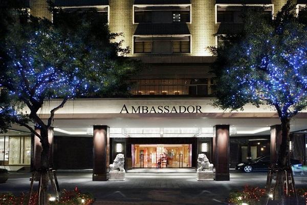 台北アンバサダーホテル 外観(イメージ)
